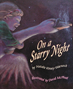 About Natalie's book - On a Starry Night