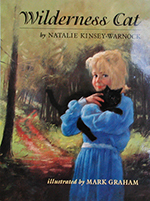 About Natalie's book - Wilderness Cat
